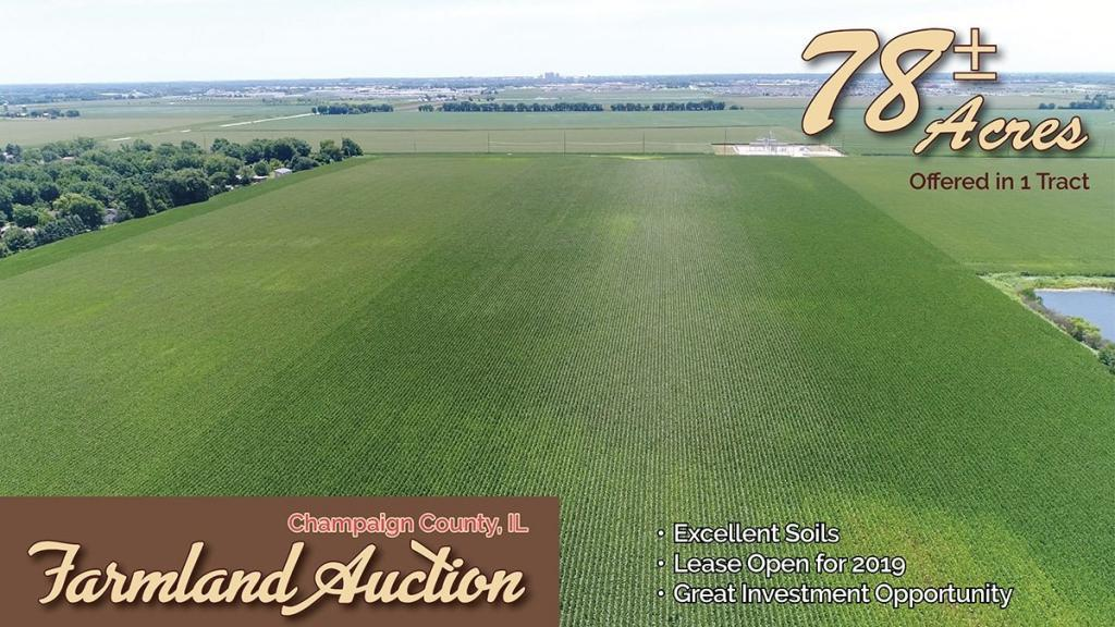Upcoming AuctionChampaign County, Illinois