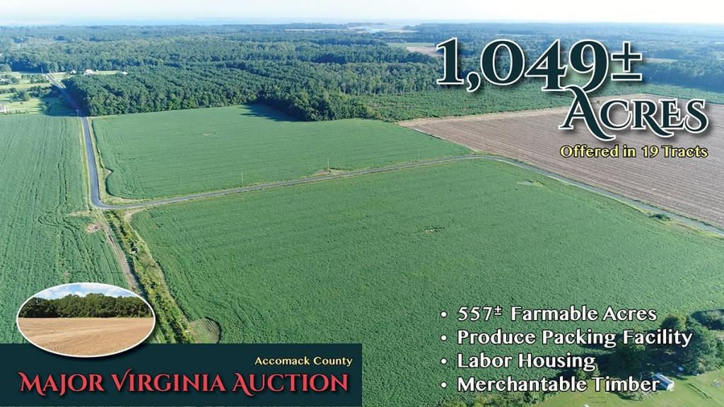 Upcoming AuctionAccomack County, VA