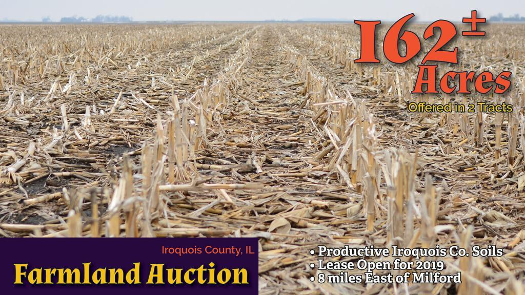 Upcoming AuctionIroquois County, Illinois