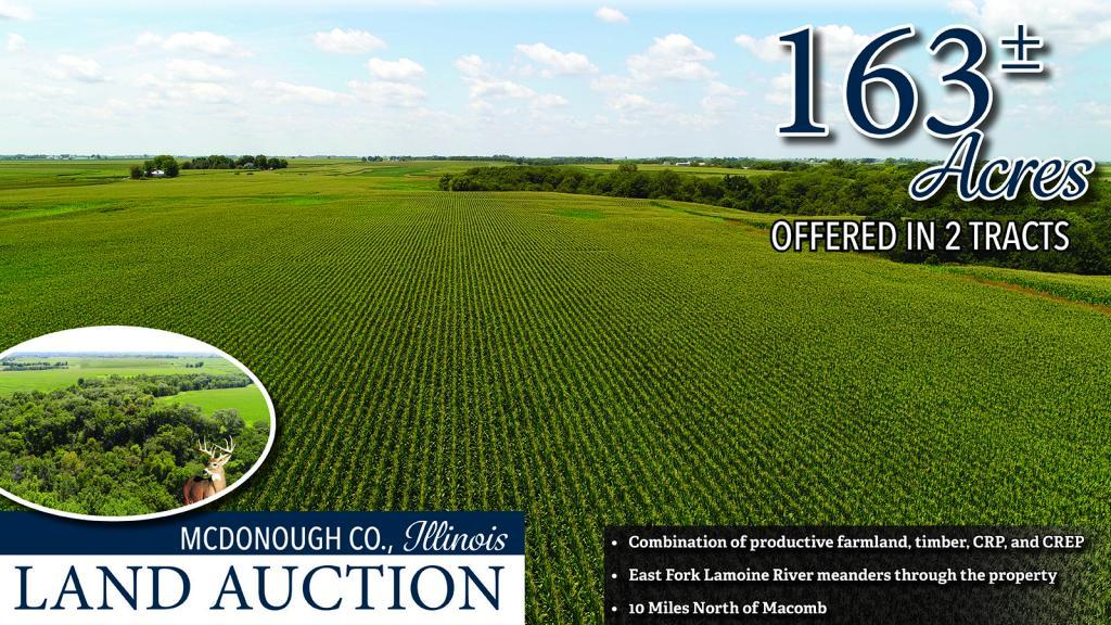 Upcoming AuctionMcDonough County, IL