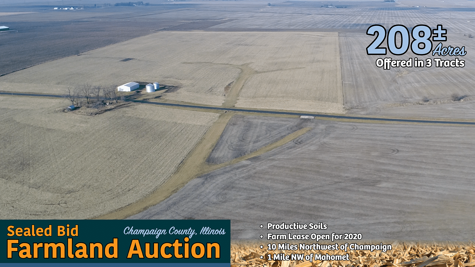 Champaign Co Auction 208 Ac - Feb 18 2020 - Cover