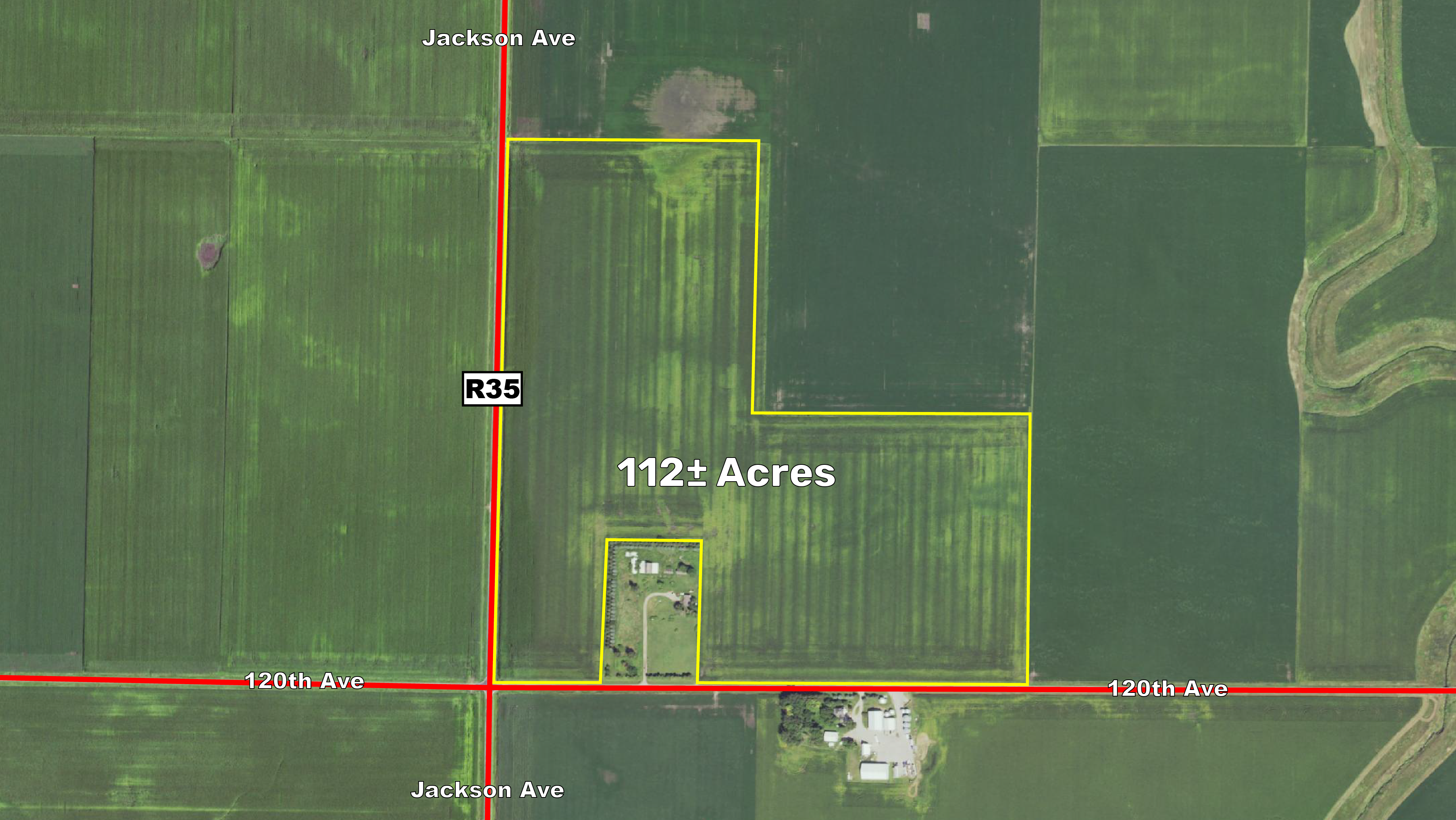 New ListingWright County, IA - 112 Acres