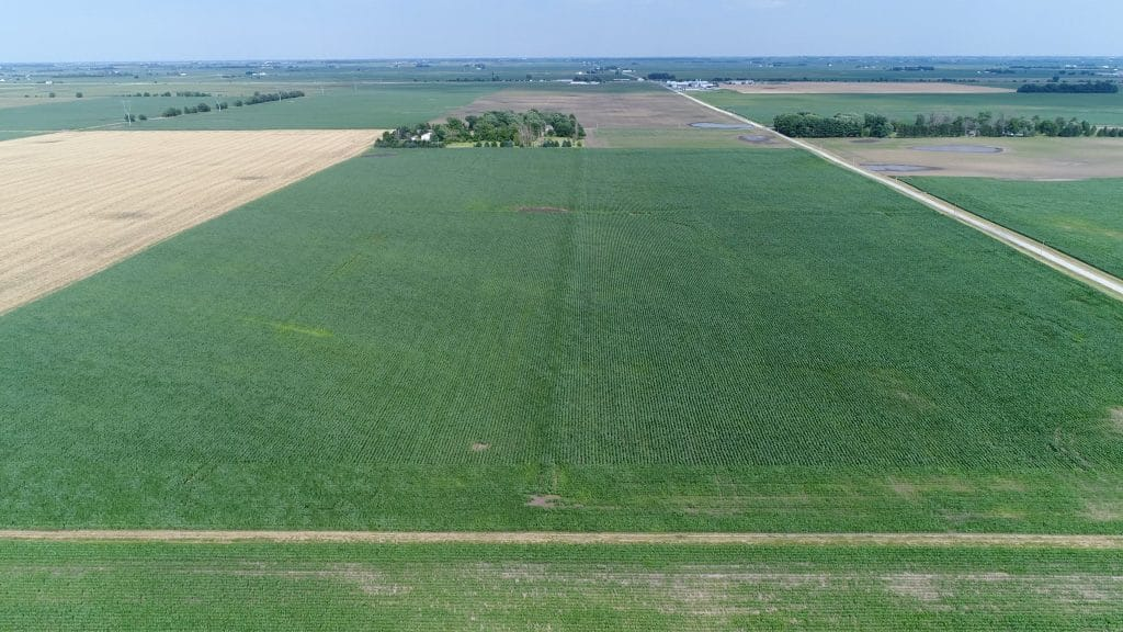 Upcoming AuctionChampaign County, IL - 71± Acres