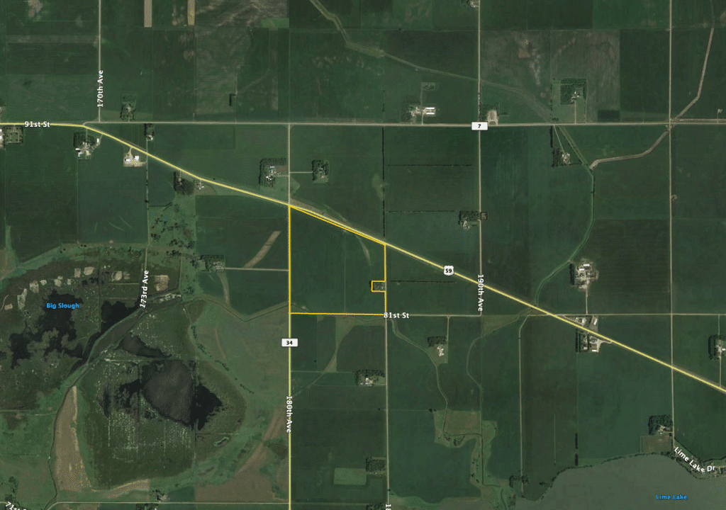 Upcoming AuctionMurray County, MN - 148± Acres