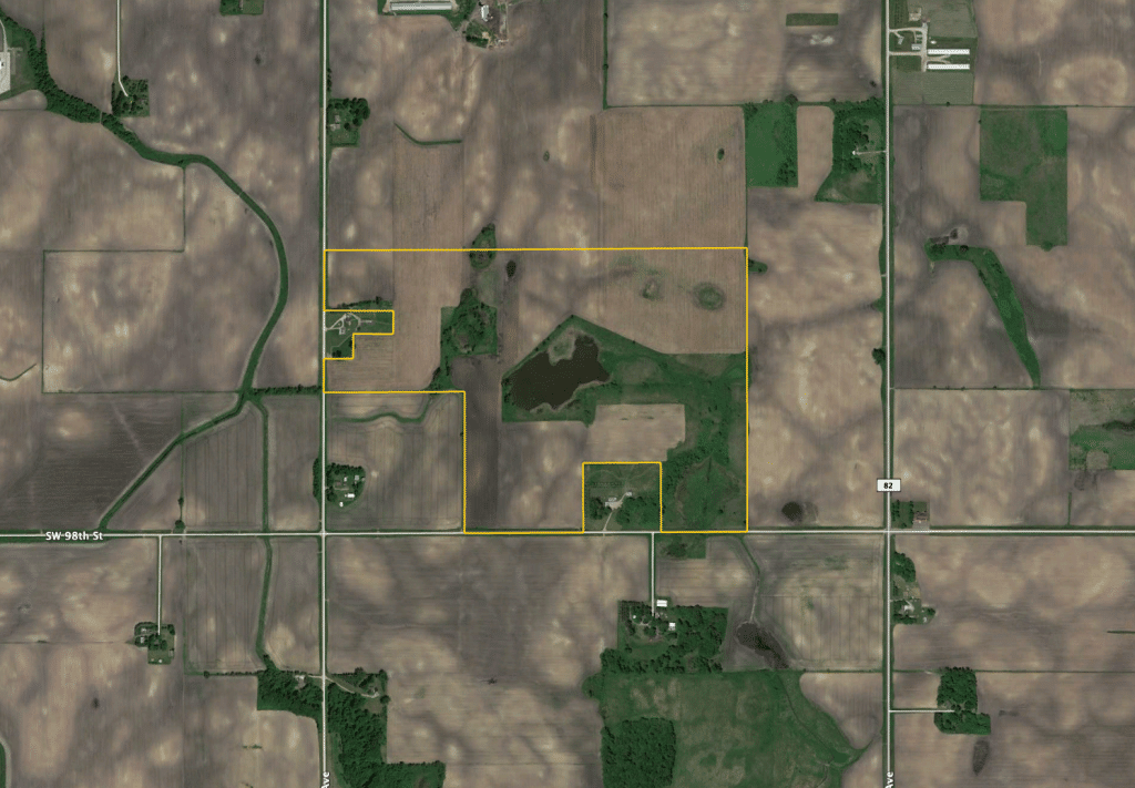 Upcoming AuctionSteele County, MN - 187± Acres
